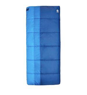 Sierra Designs Shadow Mountain 45 Degree Fahrenheit Sleeping Bag - Blue for Sale in Rosemead, CA
