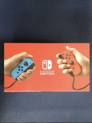 Nintendo SWITCH v2 Brand New Still In Box for Sale in Central Point, OR
