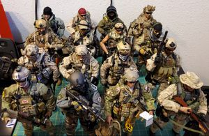 1/6 action figure collection for Sale in Lynnwood, WA