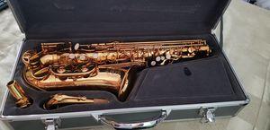 Like New Suzuki Musique Saxophone for Sale in Gardena, CA