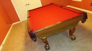 Pool Table Moves - On The Spot Billiard Services for Sale in Houston, TX