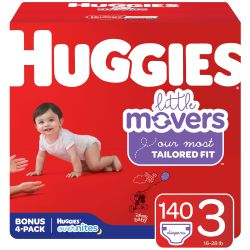 Huggies Size 3. 198 Diapers for Sale in Sherwood,  OR