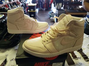 Jordan 1 pink white Nike size 9.5 ds for Sale in Columbus, OH
