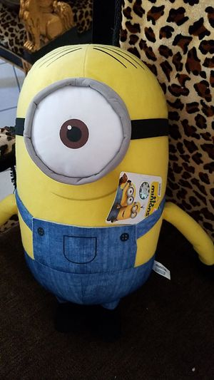 Minions teddy bear brand new for Sale in Los Angeles, CA