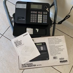 Electronic Cash Register for Sale in Tampa, FL