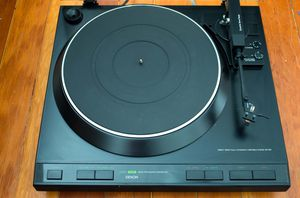Denon Direct Drive Turntable for Sale in Los Angeles, CA