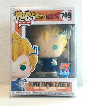Funko Pop! Animation Dragon Ball Z Super Saiyan 2 Vegeta for Sale in Fort Worth, TX