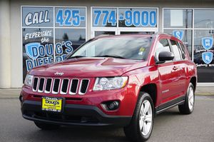 2013 Jeep Compass for Sale in Lynnwood, WA