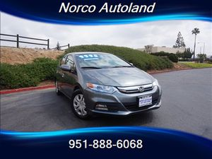 2014 Honda Insight for Sale in Norco, CA