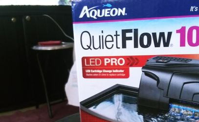 New 20 gallon aquarium power filter for Sale in Long Beach,  CA