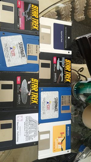 Apple Macintosh disk for Sale in Fairfield, CA