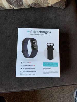 Fitbit Charge 4 Brand New never opened. for Sale in Puyallup, WA