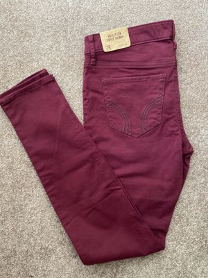 Hollister super skinny jeans- size 7R for Sale in Los Angeles, CA