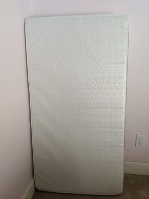 FREE crib mattress ( small rips) for Sale in Milpitas, CA