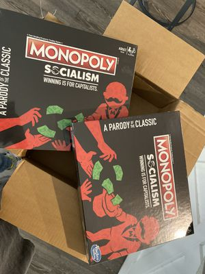 Monopoly Socialism for Sale in Dallas, TX