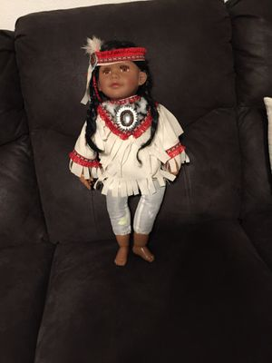Indian doll for Sale in Torrance, CA