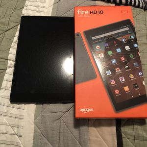 Amazon Fire HD 10 Tablet Bundle for Sale in Newberg, OR