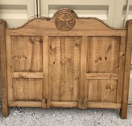 Original Rustic California King Bed Frame for Sale in Georgetown,  TX