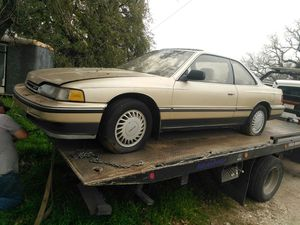 1989 Acura Legend L *PARTS SALE* for Sale in Mesquite, TX