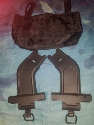 Uppababy Mesa Car Seat adapter for Minu stroller for Sale in Bell Gardens, CA
