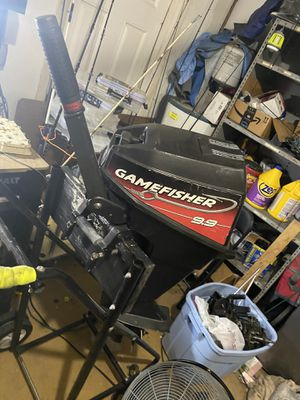 9.9 gamefisher outboard motor for Sale in Satellite Beach, FL