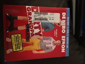 Dirty Grandpa Blu-Ray /DVD for Sale in Mililani, HI