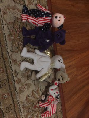 Ty beanie babies for Sale in West Covina, CA