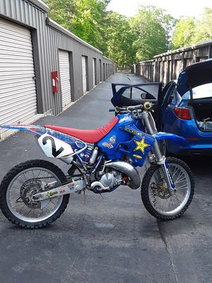 A Yamaha 2000 01 125 bored out to a 1:33 asking $2,000 for Sale in Raleigh, NC