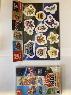 Brand new Super Mario 3D All Stars for Sale in Houston, TX