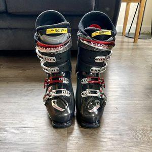 Salomon Impact 8 Size 28 cm Ski Boots in Excellent Condition! (Price negotiable) for Sale in Tukwila, WA