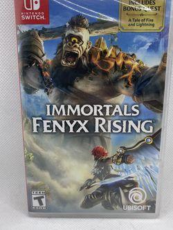 Immortals Fenyx Rising Nintendo Switch for Sale in Sacramento,  CA