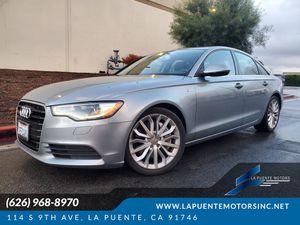 2012 Audi A6 for Sale in La Puente, CA