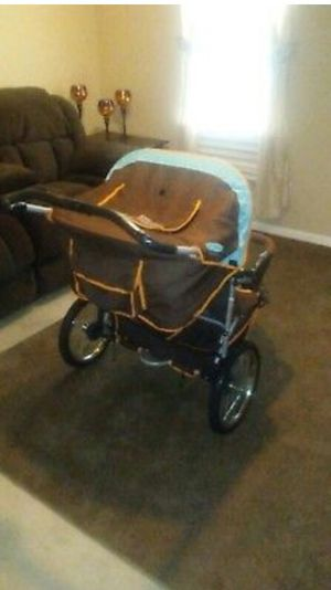 Instep Safari Flexible TT Double Jogger - Brown for Sale in Baltimore, MD