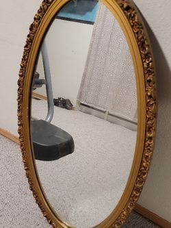 Large Ornate Gold Mirror for Sale in Edmonds,  WA
