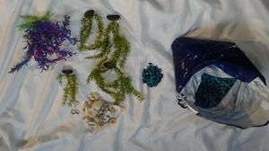 Fish tank stone & accessory for Sale in US