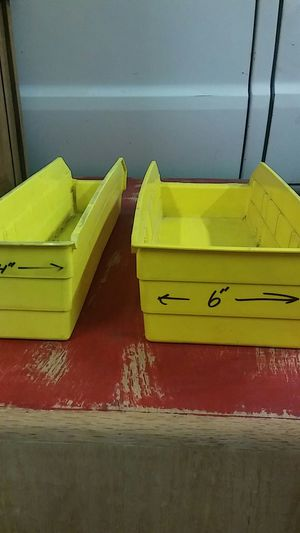 Plastic storage container s for Sale in Anaheim, CA