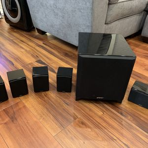 Energy 5.1 Take Classic Home Theater System for Sale in Redmond, WA