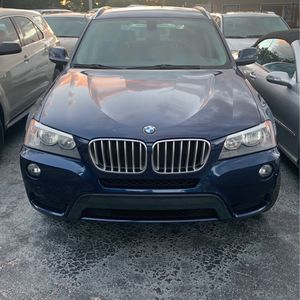 2014 BMW X.3 low mile for Sale in West Palm Beach, FL