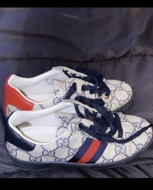 Gucci shoes kids Size UK-28 US-11 for Sale in Brooklyn, MD