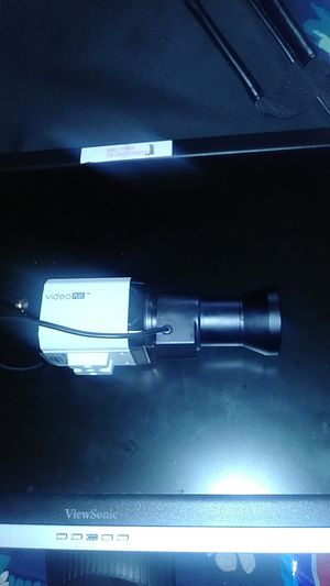 GVI CCTV Camera with 5-100mm lens for Sale in Akron, OH