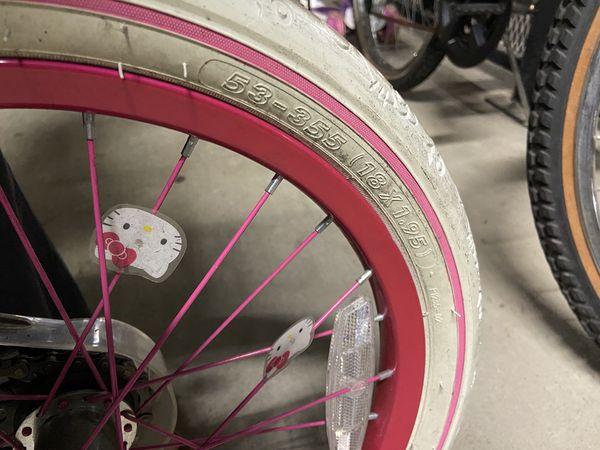 18' Hello Kitty Girls Bike