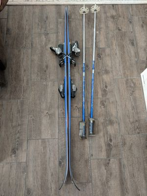 Skis bindings and poles for Sale in Montrose, CO