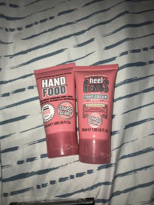 Soap and glory cream for Sale in Gilbert, AZ