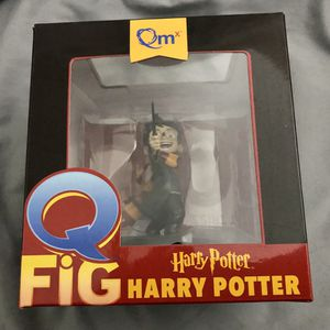 Harry Potter Quantum Mechanix Q-Fig Figure for Sale in Colton, CA