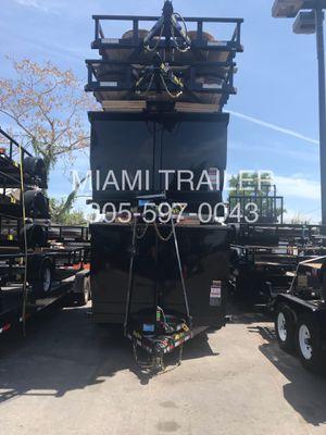 Dump Trailers 14,000 GVWR / 7 x 14 for Sale in Miami, FL