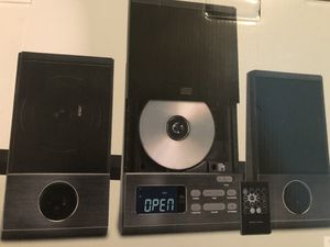Onn Mini stereo system (CD, radio, aux) for Sale in Murfreesboro, TN