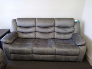 Ridgeway by standard reclining sofa on sale for 499 for Sale in Orlando, FL