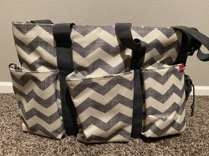 Skip hop duo double diaper bag for Sale in Fort Collins, CO