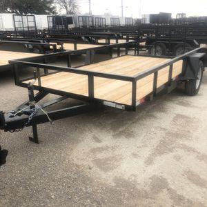 78x14 Utility Trailer for Sale in Dallas, TX