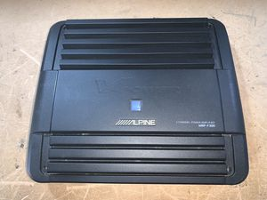 Alpine 4 Channel for Sale in Los Angeles, CA